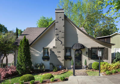 Chattanooga Single Family Home For Sale: 1200 Dugdale St