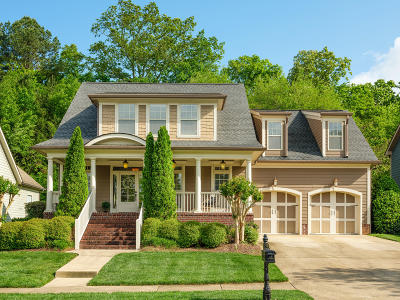 Chattanooga Single Family Home Contingent: 3955 Hearthstone Cir