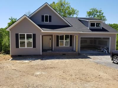 Georgetown Single Family Home For Sale: 7620 Grasshopper Rd #Lot 7
