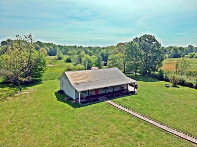 Flat Rock Single Family Home Contingent: 6099 County Road 14