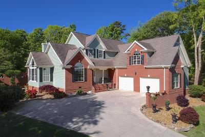 Single Family Home For Sale: 2600 Brown Ridge Ln