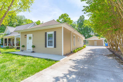 Chattanooga Single Family Home For Sale: 506 Wells St