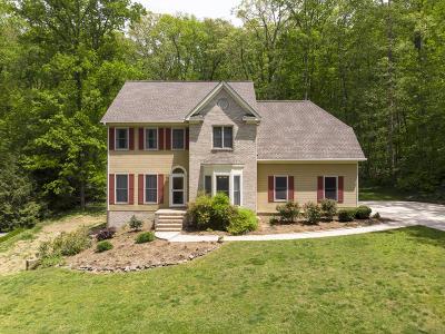 Signal Mountain Single Family Home For Sale: 931 Dunsinane Rd