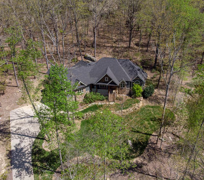 Signal Mountain Single Family Home For Sale: 3824 May Apple Ln