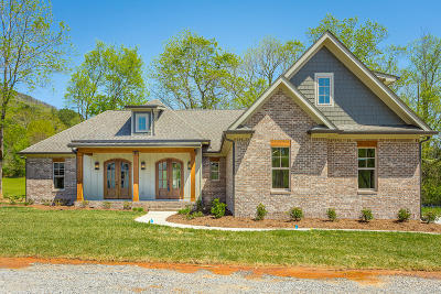 Single Family Home Contingent: 737 Quiet Meadow Tr #Lot 6