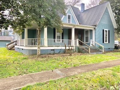 Spring City Single Family Home For Sale: 303 W Rhea Ave