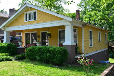 Chattanooga Single Family Home For Sale: 805 Forest Ave