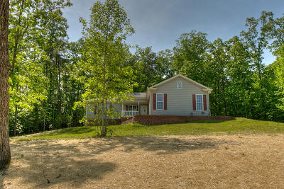 Hixson Single Family Home Contingent: 9009 W Old Lovelady Rd