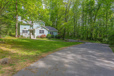Signal Mountain Single Family Home For Sale: 1900 Hollister Rd