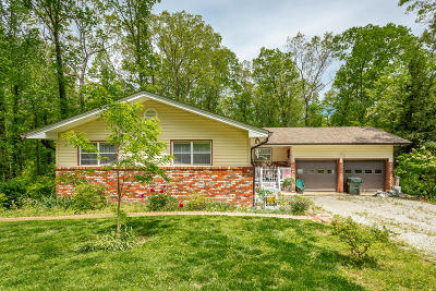 Signal Mountain Single Family Home Contingent: 711 Cauthen Way