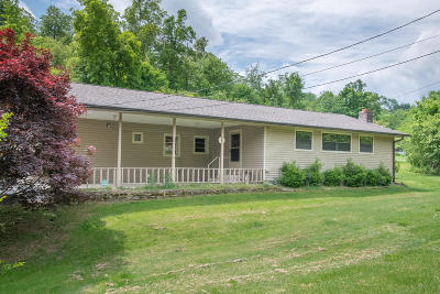 Harrison Single Family Home Contingent: 7100 Short Tail Springs Rd