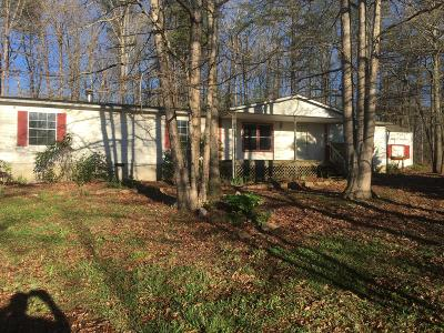 Soddy Daisy Single Family Home For Sale: 1550 Poe Rd