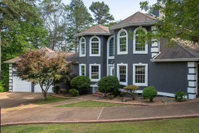 Signal Mountain Single Family Home Contingent: 3641 W Rd