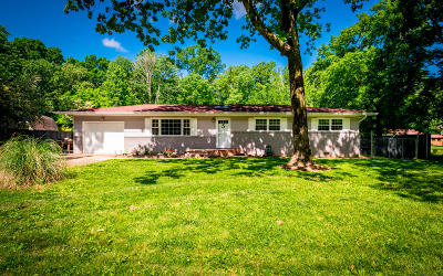 Ooltewah Single Family Home For Sale: 6307 Ooltewah Georgetown Rd