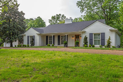 Lookout Mountain Single Family Home For Sale: 212 Sylvan Dr