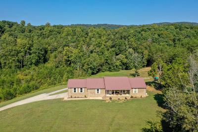 Single Family Home For Sale: 16867 Old State Hwy 28