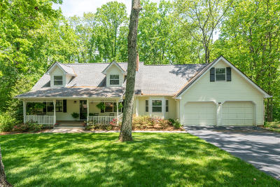 Signal Mountain Single Family Home For Sale: 7 Silver Bow Ln