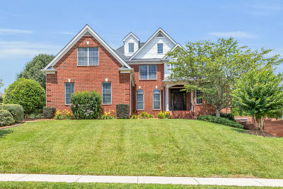 Ooltewah Single Family Home For Sale: 7335 Claudes Creek Dr
