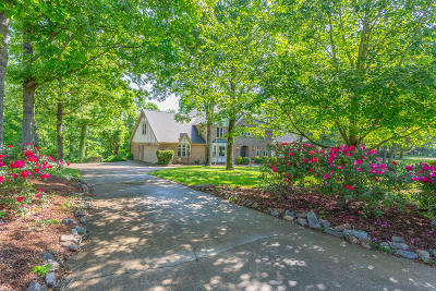 Chattanooga Single Family Home Contingent: 9423 Misty Mountain Tr