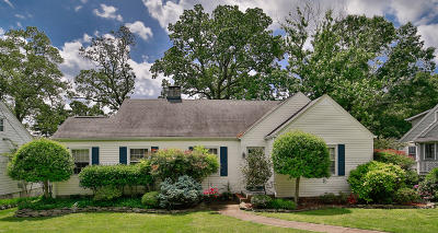 Chattanooga Single Family Home For Sale: 516 Sterling Ave