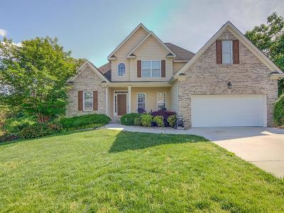 Ooltewah Single Family Home For Sale: 5744 Caney Ridge Cir