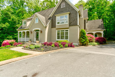Signal Mountain Single Family Home Contingent: 63 Cool Spring Rd