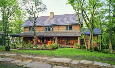 Single Family Home For Sale: 1493 Chestnut Hill Road