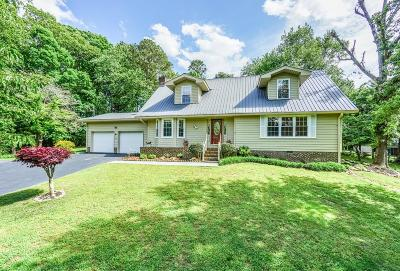 Ringgold Single Family Home For Sale: 420 Country Ln