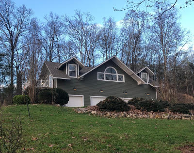 Rhea County Single Family Home Contingent: 1665 Lakewood Village Rd #73