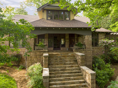 Signal Mountain Single Family Home Contingent: 607 Mississippi Ave