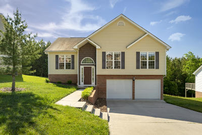Soddy Daisy Single Family Home Contingent: 567 Hatch Tr