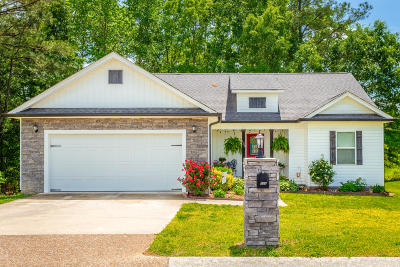 Chickamauga Single Family Home Contingent: 138 Cottage Crest Ct