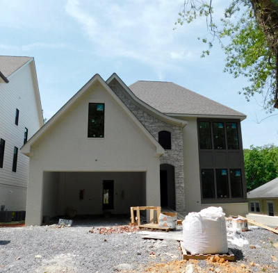 Chattanooga Single Family Home Contingent: 1011 Summer St #15