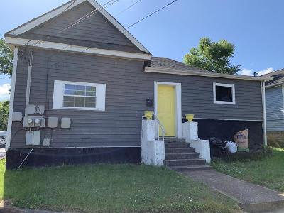 Multi Family Home Contingent: 728 N Highland Park Ave