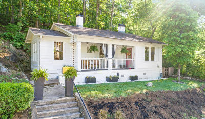 Chattanooga Single Family Home For Sale: 819 Federal St