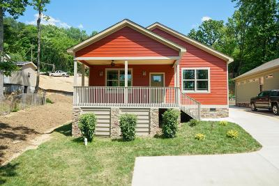 Chattanooga Single Family Home For Sale: 526 Ladd Ave