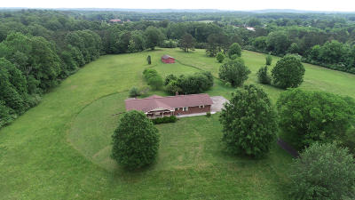 Chickamauga Single Family Home For Sale: 414 Wilder Rd