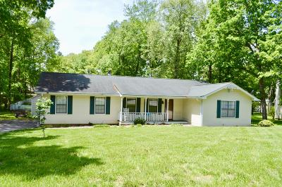 Signal Mountain Single Family Home Contingent: 2414 Mourning Dove Ln