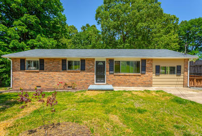 Rossville Single Family Home For Sale: 621 Corbley Rd