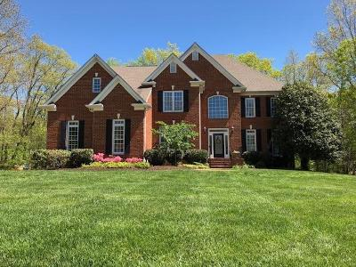 Signal Mountain Single Family Home For Sale: 2510 Fox Run Dr