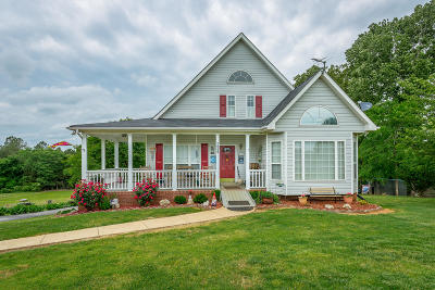 Cleveland Single Family Home For Sale: 2060 Tunnel Hill Rd SW