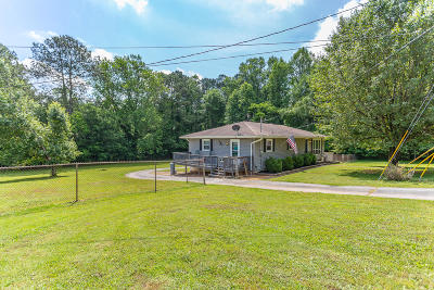 Ringgold Single Family Home Contingent: 95 Wanda Ln