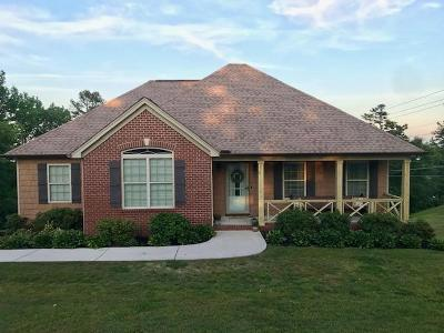 Rossville Single Family Home For Sale: 196 S Mission Ridge Dr