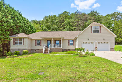 Soddy Daisy Single Family Home For Sale: 9027 Springfield Rd Rd