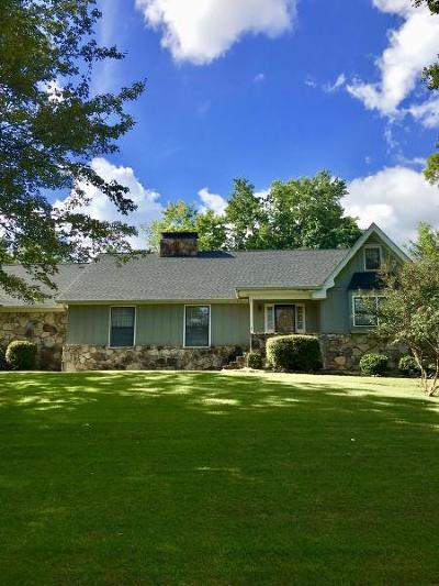 Dalton Single Family Home For Sale: 2001 Cleveland Hwy
