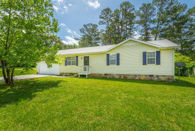 Ringgold Single Family Home Contingent: 23 Amlin Dr