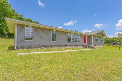 Cohutta Single Family Home For Sale: 2299 E Emerson Rd