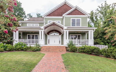 Chattanooga Single Family Home Contingent: 715 Forest Ave