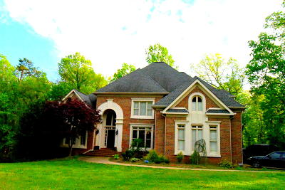 Signal Mountain Single Family Home For Sale: 428 Gentlemens Ridge