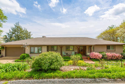 Chattanooga Single Family Home For Sale: 540 N Crest Ct